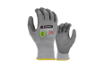 PU COATED CUT LEVEL 5 GLOVES - POLYBAGGED