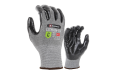 NITRILE COATED CUT LEVEL 5 GLOVES - POLYBAGGED