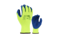 THERMAL LATEX GRIPPER GLOVE - POLYBAG