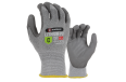 PU COATED CUT LEVEL 5 GLOVES - CARDED