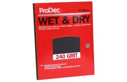 QUIRE CRAFTSMAN WET & DRY - MEDIUM 240